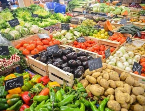 Hoe groente je blij maakt