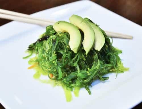 Waarom je vaker zeewier moet eten of drinken