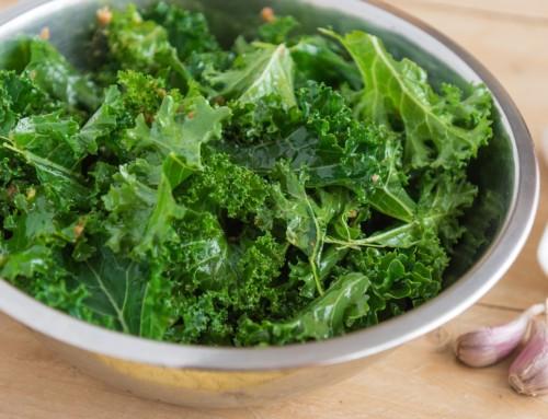 Wordt vitamine K uit groente goed opgenomen? (helaas niet)