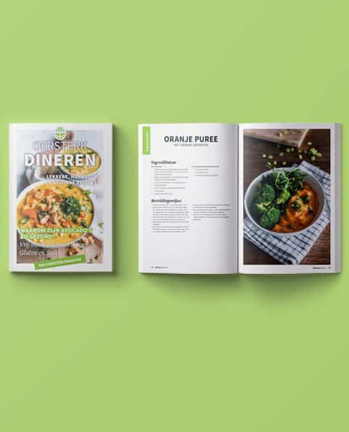 Magazine OERsterk Dineren
