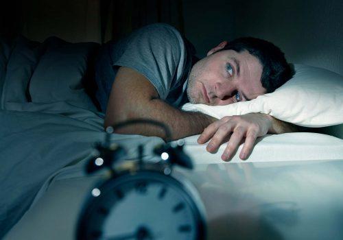 Een slechte slaap